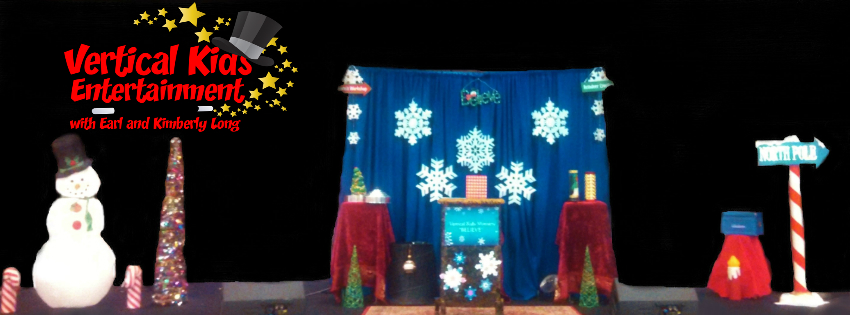 VKE - Christmas Show Stage