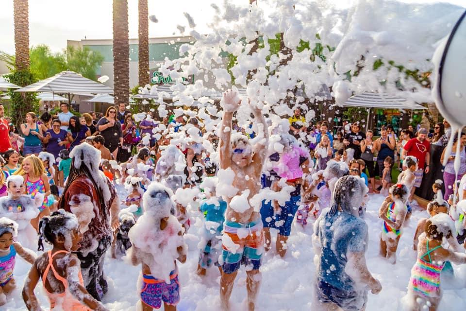 Big Foam Party