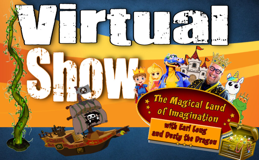 Library Virtual Show with Earl Long