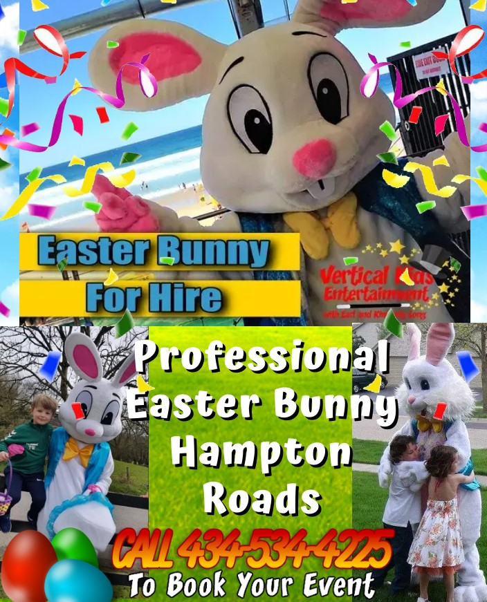 Copy of Easter Spring Party - Made with PosterMyWall