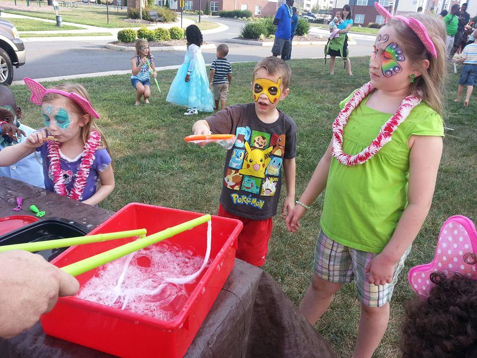 bubble party 3