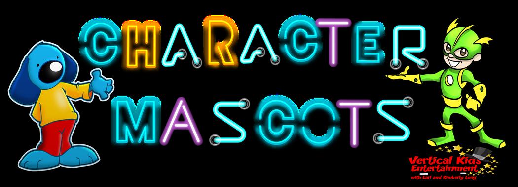 Character Mascots logo png
